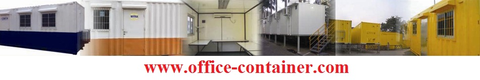 Office Container | Porta Camp | Toilet Container | Porta cabin, modification container